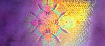 Wiedmer, Christian: Beratung und Therapie mit Innerwise. Hologramm: Albrecht, Uwe. Foto und grafische Bearbeitung vom Autor.