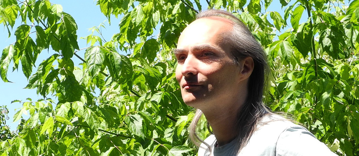 Wiedmer, Christian: Profil. Beratung, Therapie, Wandern. Foto: Autor.